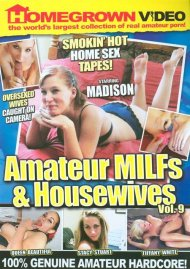 Amateur MILFs & Housewives #9 Porn Movie