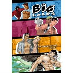 Big Loads: The Class Comics Stash Sex Toy