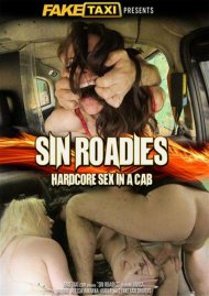 Sin Roadies: Hardcore Sex In A Cab Porn Video