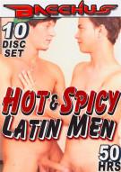 Hot & Spicy Latin Men 10-Disc Set Porn Movie