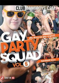 Gay Party Squad Vol. 5 Porn Movie