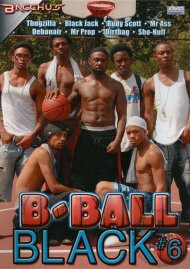 B-Ball Black #6 Porn Video