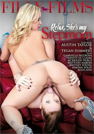 Relax, She's My Stepmom porn video from Filly Films.