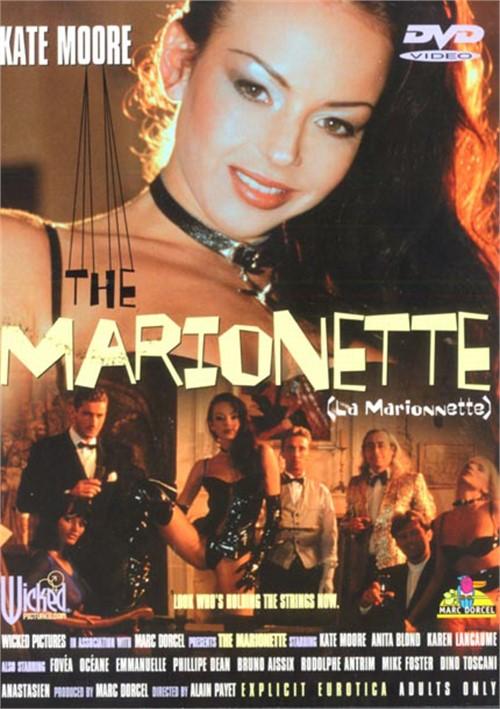 Marionette, The Anastasien Anita Blond Marc Dorcel