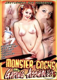 Monster Cocks & Gaping Assholes #5 Porn Movie