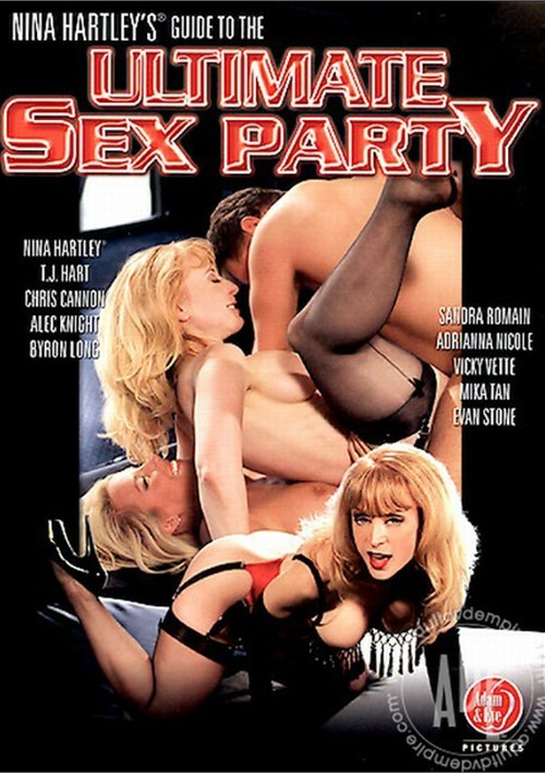 Nina Hartleys Guide to the Ultimate Sex Party