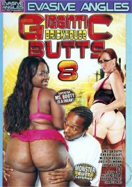 Gigantic Brick-House Butts 8 Porn Movie