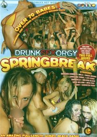 Drunk Sex Orgy: SpringBreak Porn Video