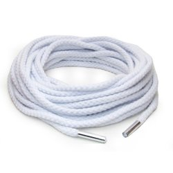Fetish Fantasy Japanese Silk Rope - White Sex Toy