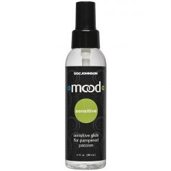 Mood Sensitive Water Based Lubricant - 4 oz. Sex Toy