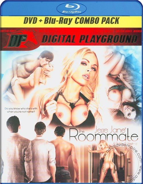 Jesse Jane The Roommate (DVD + Blu-ray Combo) image