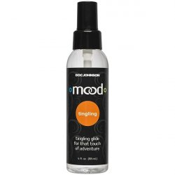 Mood Tingling Lubricant - 4 oz. Sex Toy