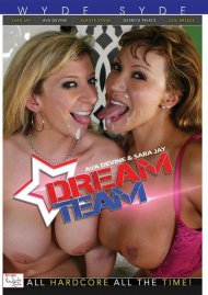 Ava Devine & Sara Jay Dream Team Porn Movie
