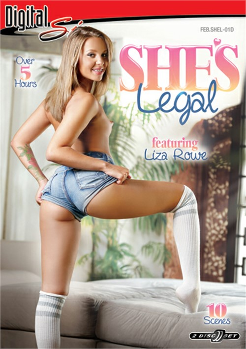 Shes Legal (2016)