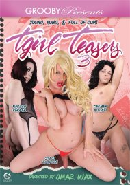 TGirl Teasers #3 Porn Video