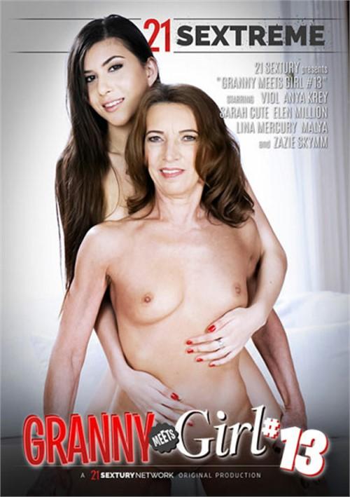 Granny Meets Girl #13 (2019)