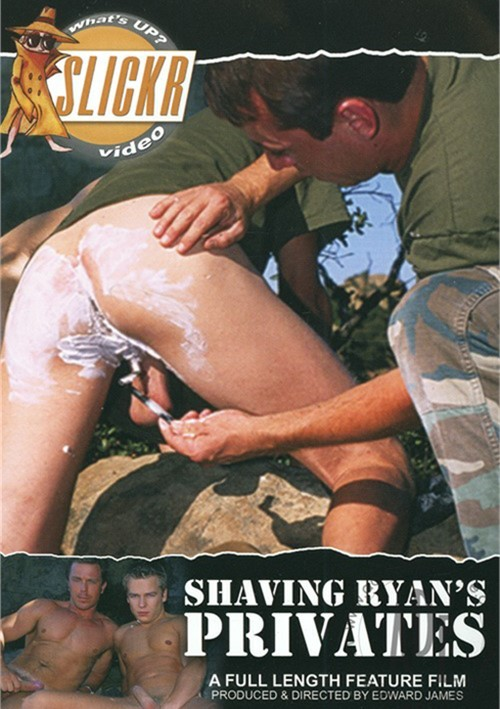from Coleman shaving private ryan gay