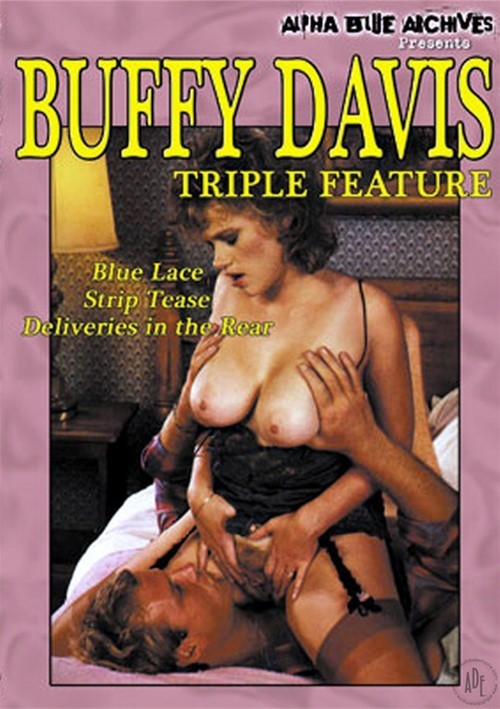 Buffy Davis Triple Feature