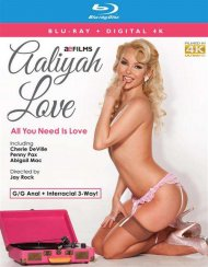 Aaliyah Love: All You Need Is Love Blu-ray porn movie from AE Films.