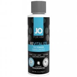 JO Revitalize Toy Powder - Fragranced For Him - 2 oz. Sex Toy
