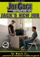 Joe Gage Sex Files 23: Jacks New Job Porn Movie