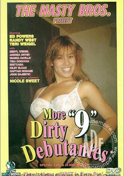 More Dirty Debutantes #9 John Majestic 1991 Teri Weigel