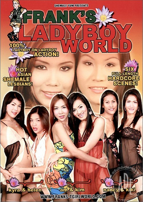 Frank's Ladyboy World image