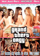 Grand Theft Orgy Porn Video