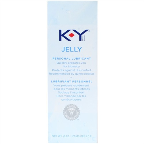 Ky jelly for anal