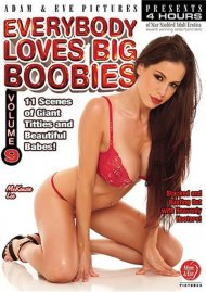 Everybody Loves Big Boobies 9 Porn Movie