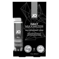 Jo Daily Maximizer Male Enhancement Cream - 1 oz. Sex Toy