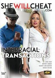 Interracial Transactions Porn Movie