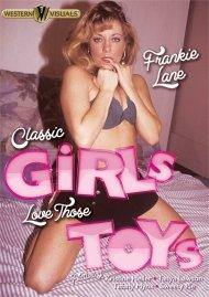 Classic Girls Love Those Toys Porn Movie