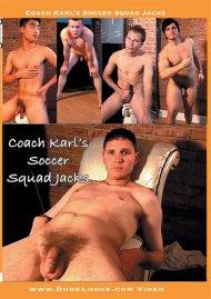 Coach Karl's Soccer Squad Jacks Porn Video