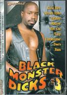 Black Monster Dicks #3 Porn Video
