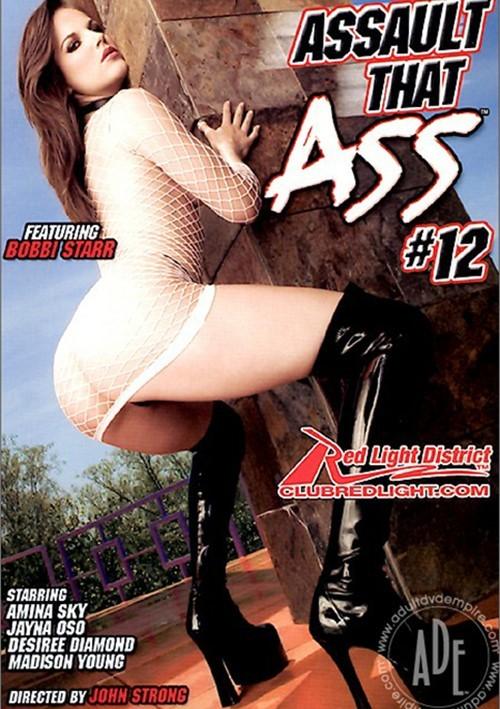 Assault That Ass #12 Gonzo Sascha Madison Young