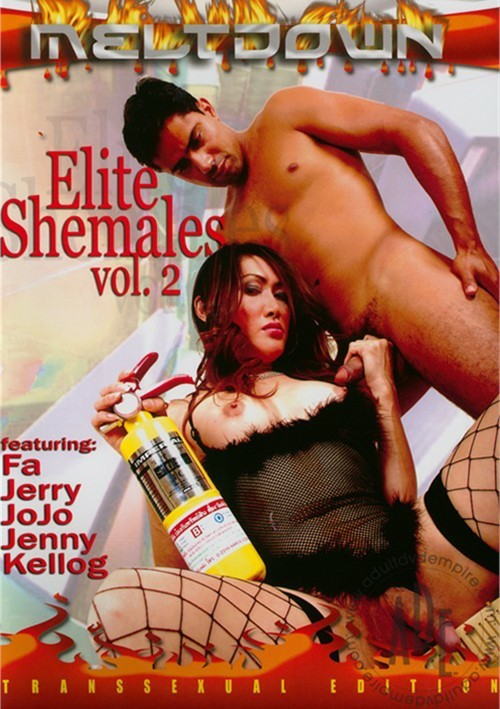 Elite Shemales Vol. 2 Fetish Transsexual Kellog