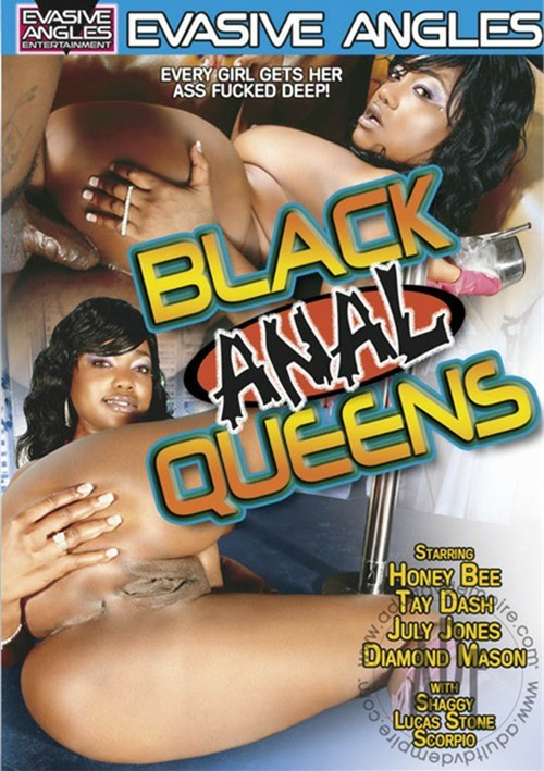 Black Anal Queens