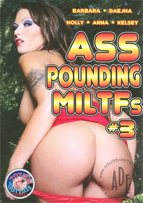 Ass Pounding MILTFs #3