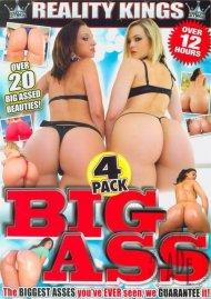 Big Ass 4-Pack Porn Movie