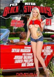 My New Black Stepdaddy 21 DVD porn movie from Devil's Film.