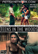 Teens In The Woods: Michelle Martinez Porn Video