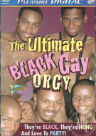 Ultimate Black Gay Orgy, The Porn Movie