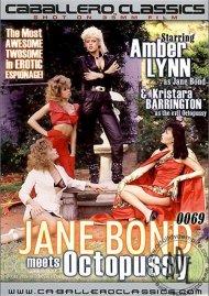 Jane Bond 0069 Meets Octopussy Porn Movie