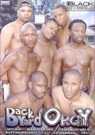 Back Yard Orgy Porn Video