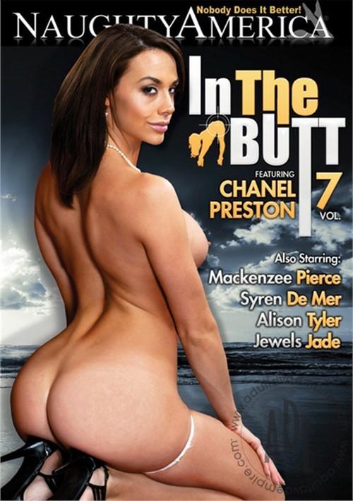 In The Butt Vol. 7 Chanel Preston Gonzo Naughty America