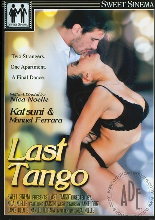 Страстный танго порно