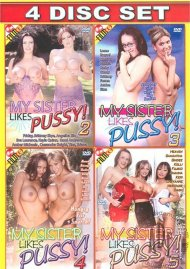 My Sister Likes Pussy (4-Pack) Porn Movie