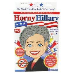 Horny Hillary Inflatable Love Doll Sex Toy