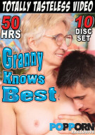 50 Hour Granny Knows Best  10-Pack  Porn Movie